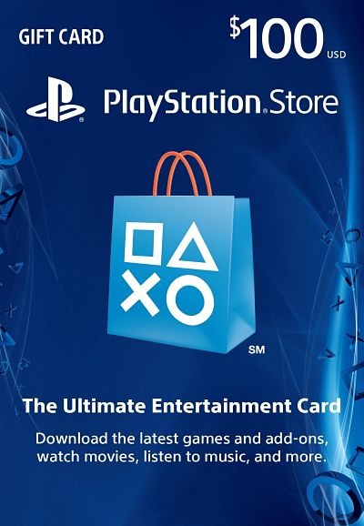Sony PSN Card $100