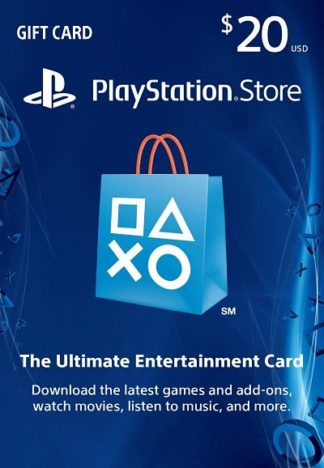 Sony PSN Card $20
