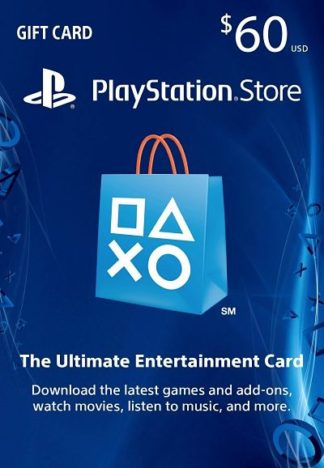 Sony PSN Card $60