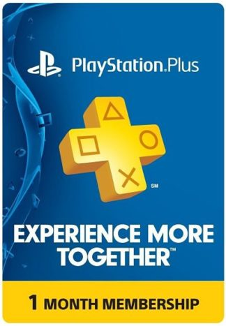 Sony PS Plus 1 Month