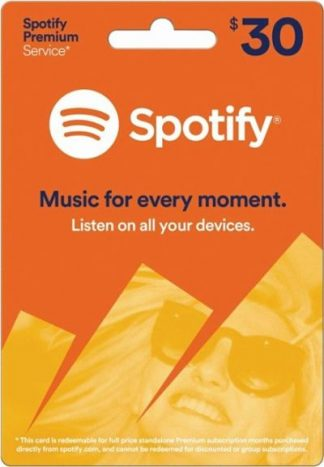 Spotify-30-USD-Gift-Card