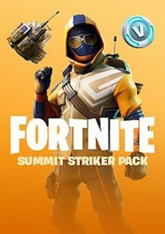Fortnite Battle Royale - The Summit Striker Pack