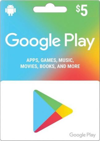 google-play-store-$5-USD