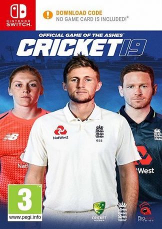 Cricket 19 for Nintendo Switch
