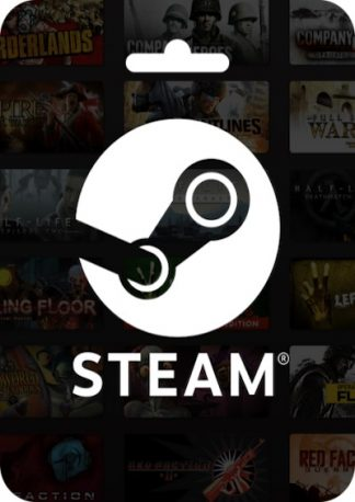 Steam Wallet Top UP