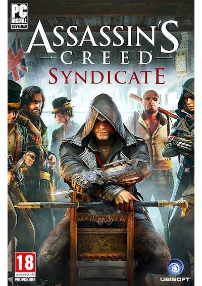 Assassin S Creed Syndicate Pc Prepaidgamercard